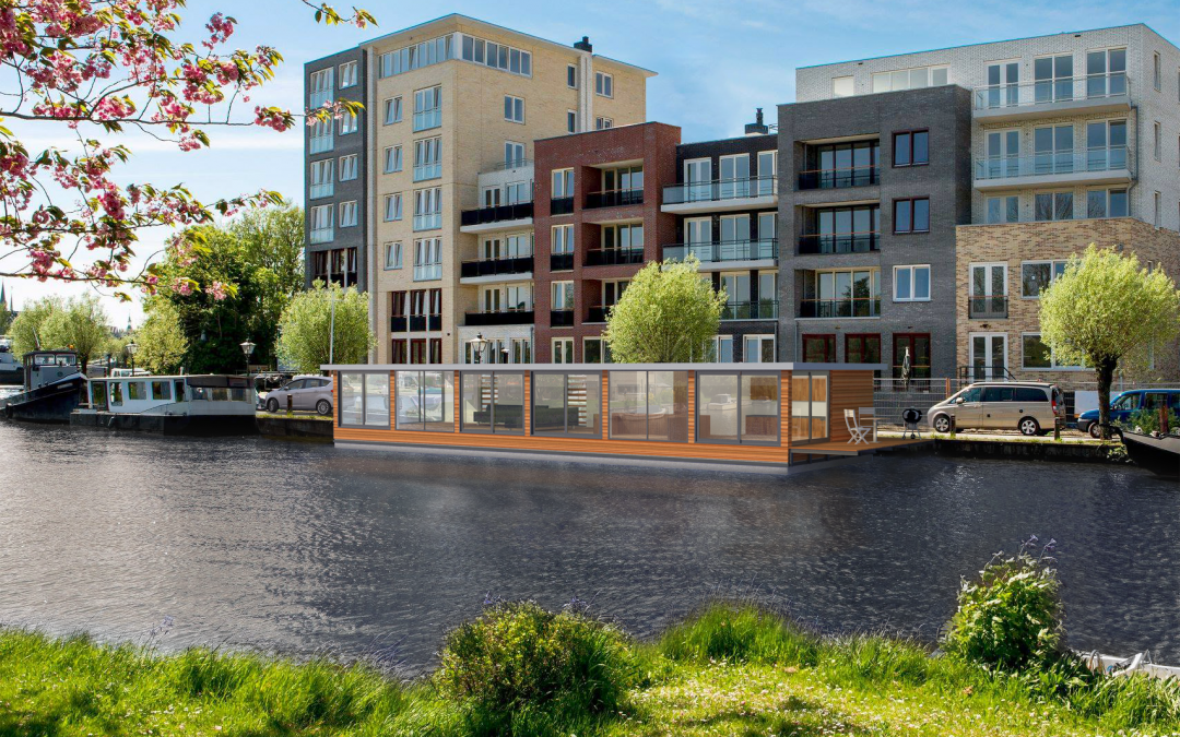 Woonboot Utrechtse Jaagpad