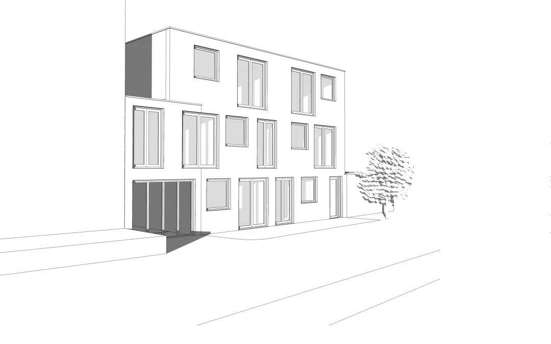 Appartementencomplex Leiden
