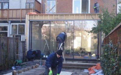 Uitbreiding woning Professorenwijk @A&S bouw