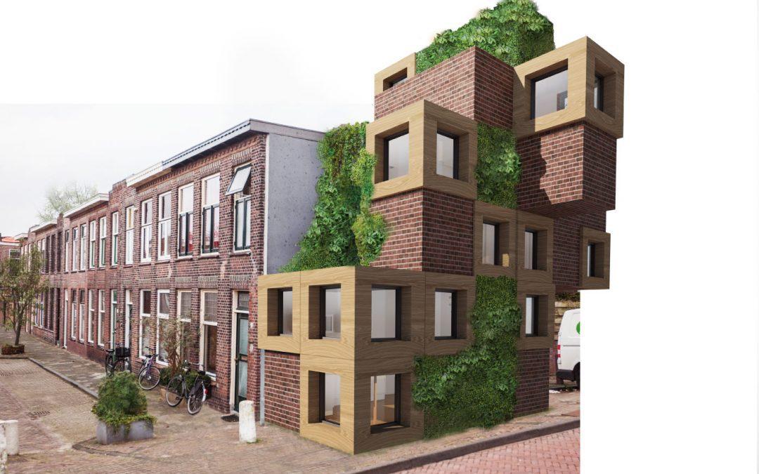 Parel 16, 071 Nieuwe Parels Leiden